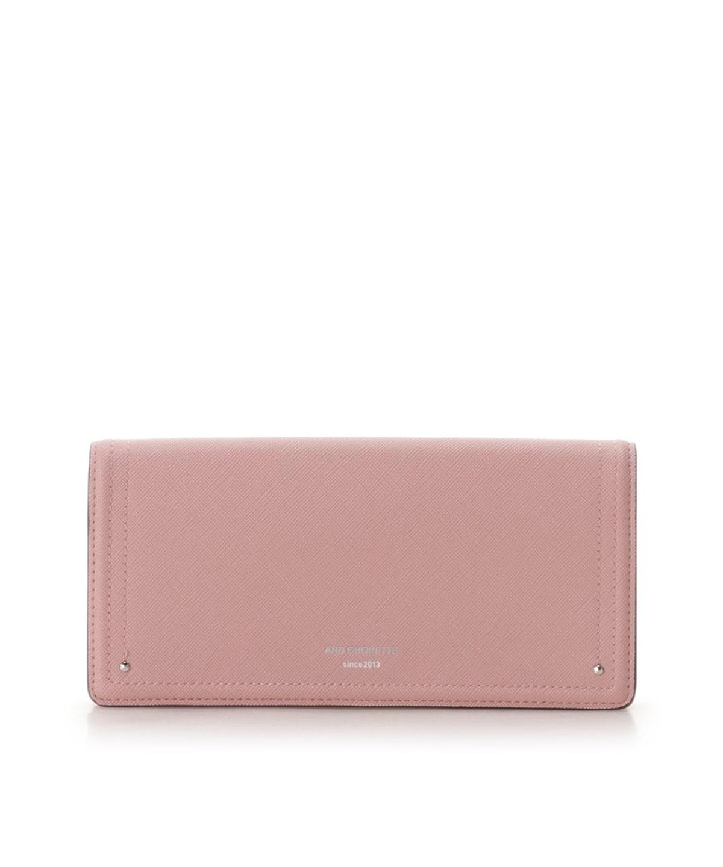 新型シンプルかぶせ長財布