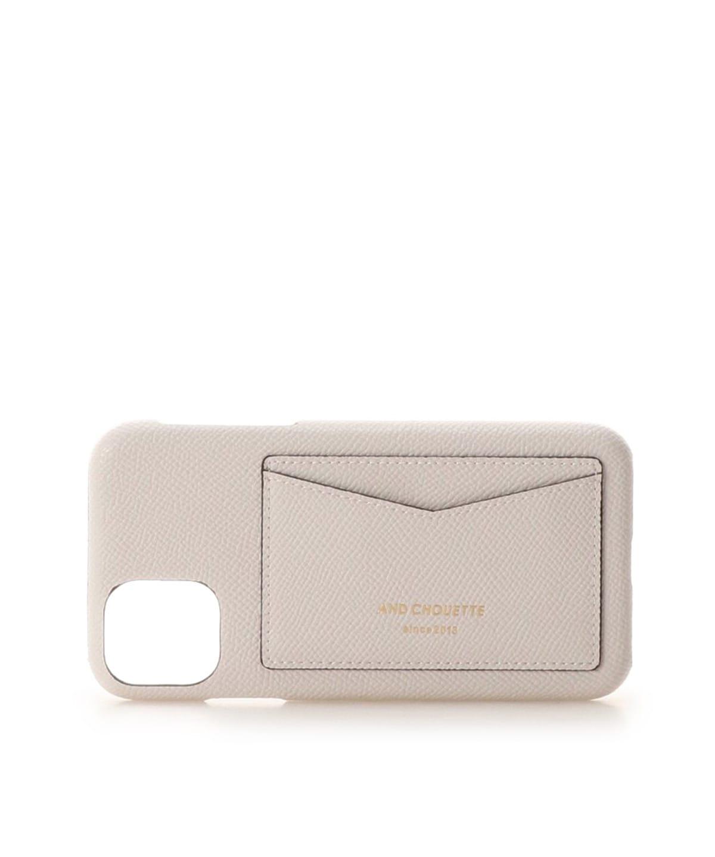 カードポケット付きiPhone11ケース